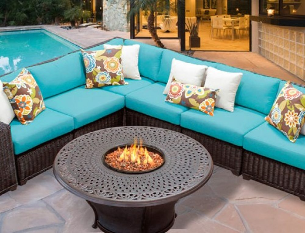 Landscaping And Patio Furniture Ideas