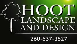 Hoot Landscape and Design – Fort Wayne Logo